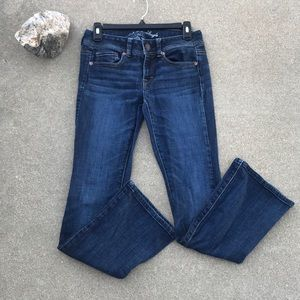 American Eagle flare jeans!